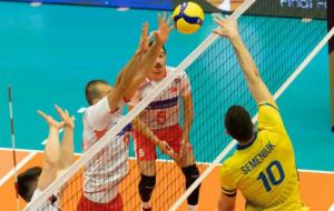 Збірна України з волейболу програла Туреччині в фіналі Золотої Євроліги