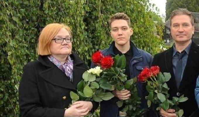 Внук Лобановского стал стал менеджером Динамо по работе с болельщиками