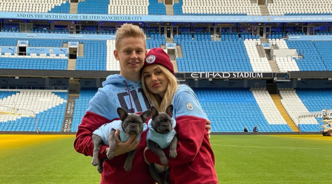 Зинченко и Седан ждут ребенка