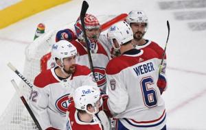 Плей-офф Кубка Стенлі: Монреаль зрівняв рахунок в серії з Вегасом