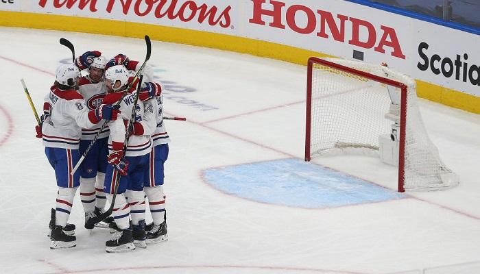 НХЛ: Монреаль выиграл серию у Торонто, Айлендерс отыграли поражение у Бостона