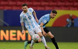 Аргентина — Уругвай. Видео обзор матча за 19 июня