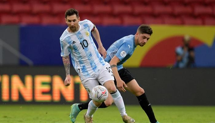 Копа Америка: Аргентина минимально обыграла Уругвай, Чили — Боливию