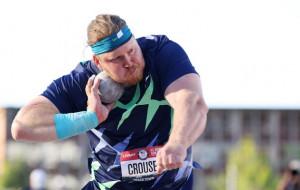 Американець Краузер із запасом побив світовий рекорд у штовханні ядра