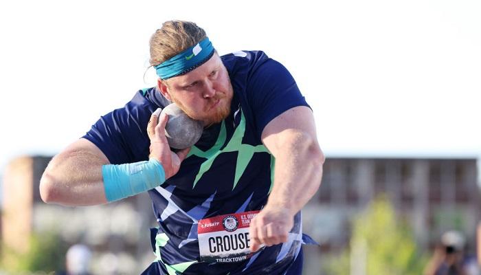 Американец Краузер с запасом побил мировой рекорд в толкании ядра