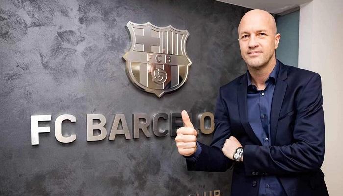 Йорди Кройф получил должность в руководстве Барселоны