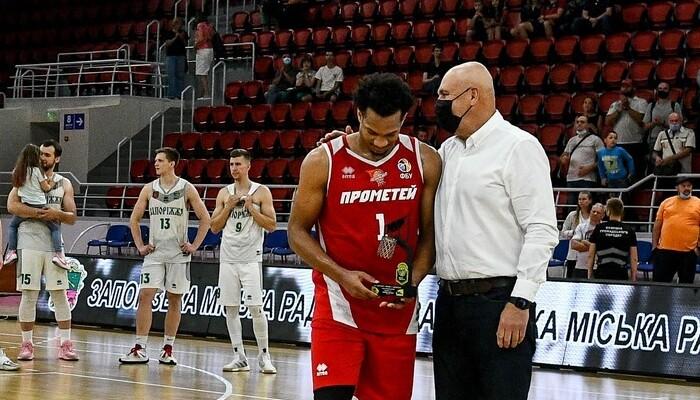 Защитник Прометея Вон — MVP финальной серии Суперлиги