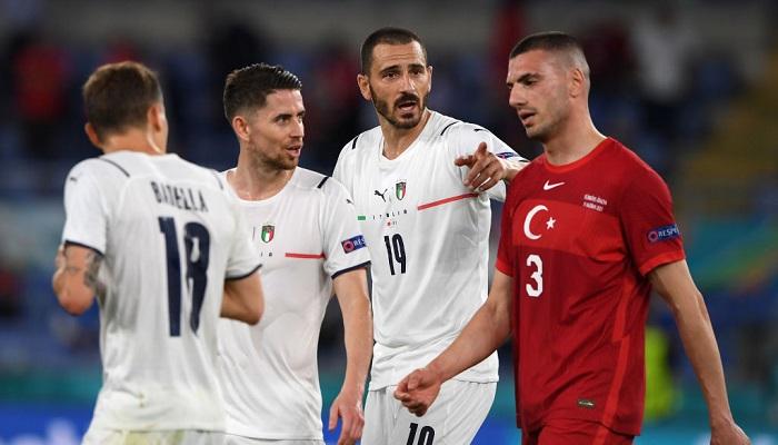 Автогол Демираля — первый забитый мяч на Евро-2020