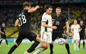 Германия спасла ничью в матче с Венгрией и вышла в плей-офф Евро-2020