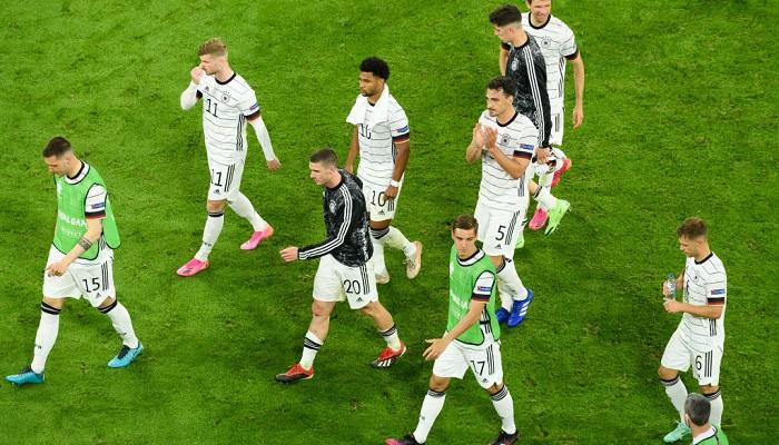 Португалия - Германия где смотреть трансляцию матча Евро-2020