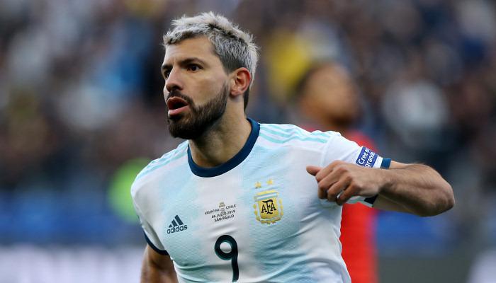 Агуеро не зіграє проти Чилі у відборі на ЧС-2022