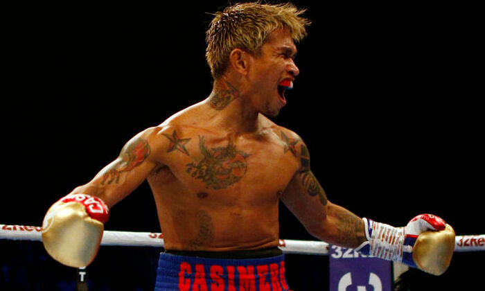 Чемпион WBO Касимеро: «Сделаю все возможное, чтобы победить Донэйра. После этого позабочусь об Иноуэ»