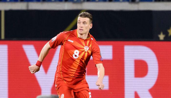 Суперник збірної України на Євро-2020 Північна Македонія розгромила Казахстан
