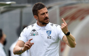 Екс-тренер Емполі Діонізі очолив Сассуоло