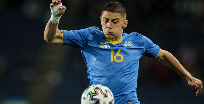 Миколенко: Після матчу з Португалією Роналду назвав мене найжорсткішим захисником
