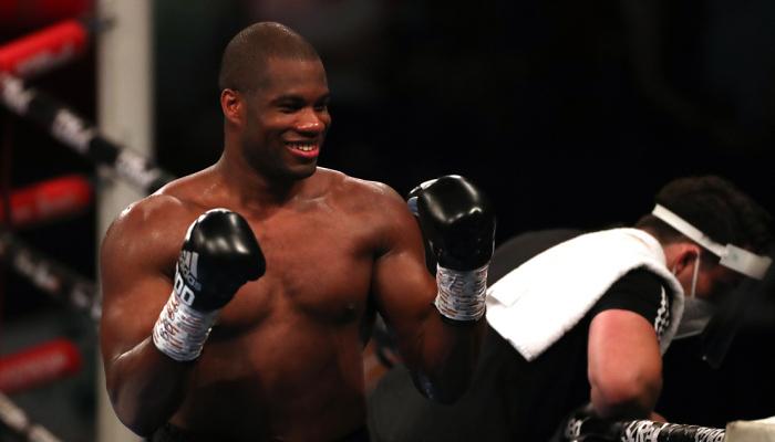 Дюбуа может провести бой с чемпионом WBA (Regular) Брайаном