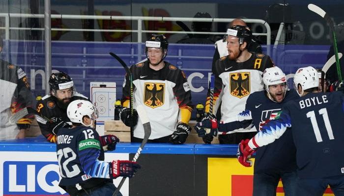 Сборная США стала бронзовым призером чемпионата мира по хоккею