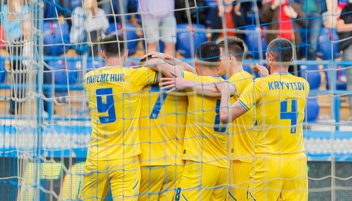 Україна – Кіпр. Відео голів та огляд матчу