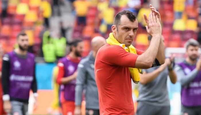 Пандев завершит карьеру в сборной Северной Македонии после Евро-2020