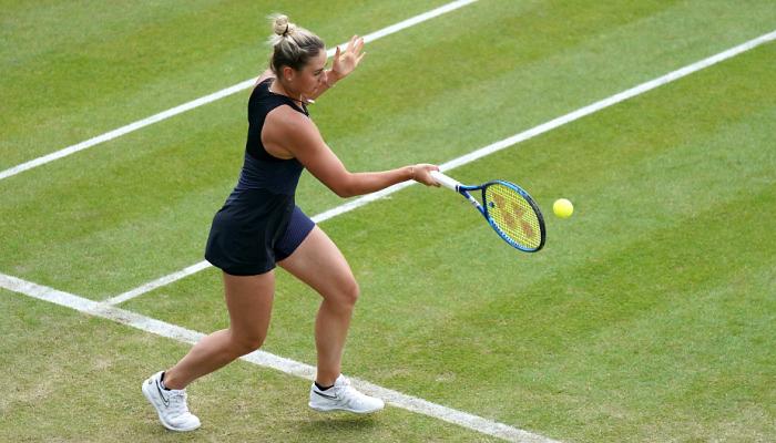 Костюк програла Севастовій в першому раунді турніру в Істборні