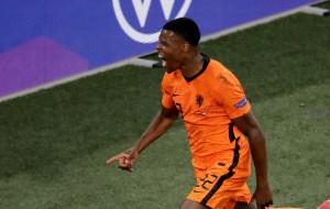 Думфріс визнаний гравцем матчу Нідерланди – Австрія