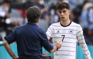 Хаверц стал самым молодым автором гола сборной Германии на чемпионатах Европы
