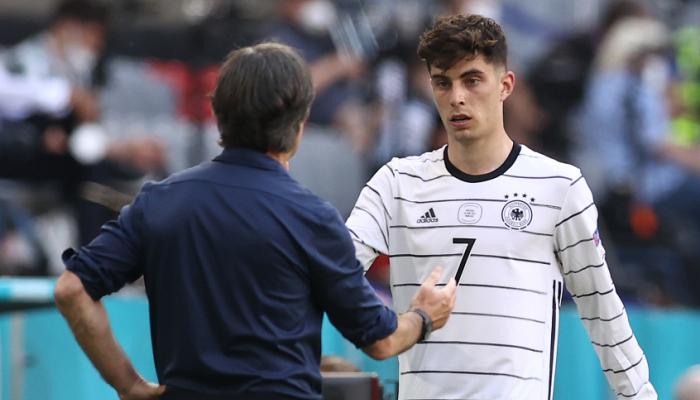 Гаверц став наймолодшим автором голу збірної Німеччини на чемпіонатах Європи