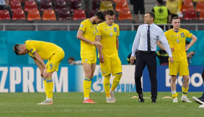 Михайличенко: «Ожидали от игры Украины немного другого»
