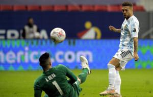Копа Америка. Аргентина обіграла Парагвай, нічия Уругваю і Чилі