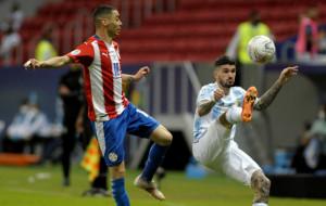 Аргентина — Парагвай. Видео обзор матча за 22 июня