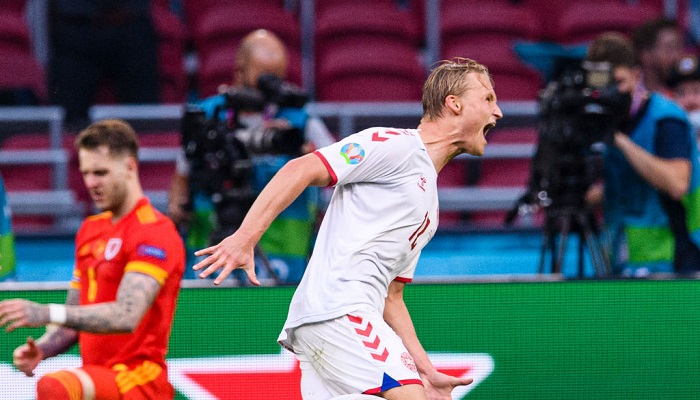 Чехия - Дания когда и где смотреть трансляцию матча 1/4 финала Евро-2020