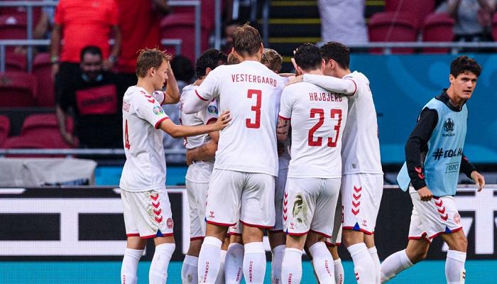 Дания вернулась в полуфинал Евро впервые за рекордные 29 лет
