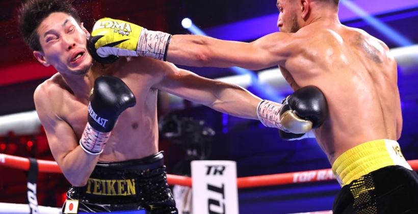 Ломаченко нокаутировал Накатани в девятом раунде