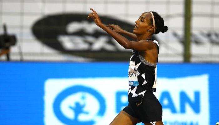 Сифан Хассан установила новый мировой рекорд в забеге на 10 000 м