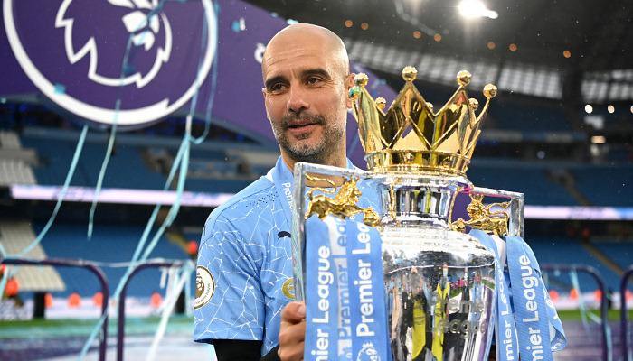 Гвардиола — лучший тренер сезона в Премьер-лиге