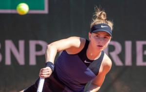 Завацкая проиграла на старте турнира в Портороже