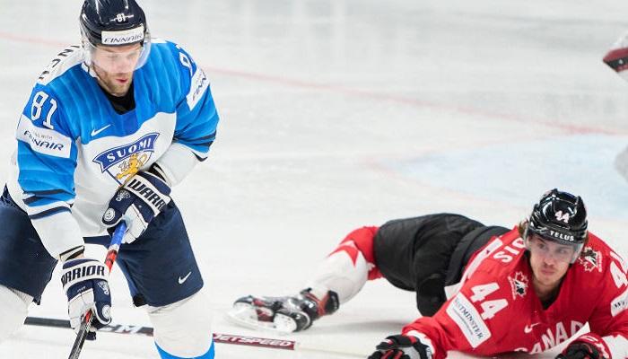 Определились пары 1/4 финала чемпионата мира по хоккею