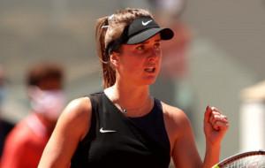 Победа Свитолиной над Энн во втором круге Ролан Гаррос (видео)