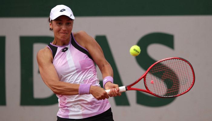Калинина вышла во второй круг турнира в Будапеште