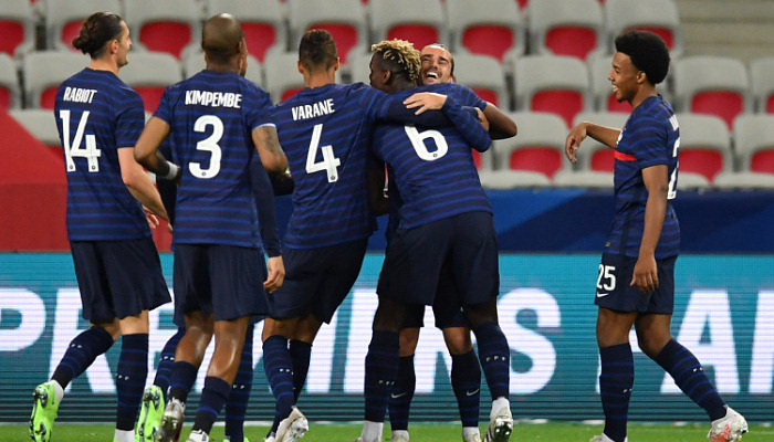Венгрия - Франция где смотреть трансляцию матча Евро-2020