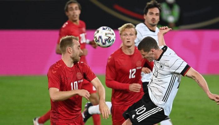 Дания - Бельгия где смотреть трансляцию матча Евро-2020
