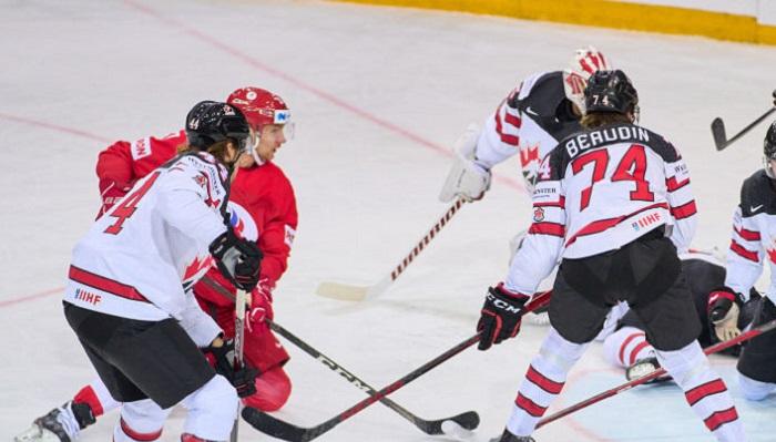ЧМ по хоккею. Канада и Финляндия вышли в полуфинал