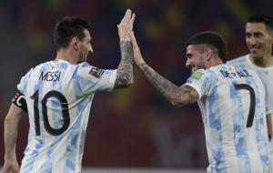 Збірна Аргентини оголосила склад на Копа Америка