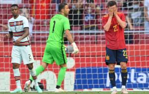 Іспанія – Португалія. Відео огляд матчу за 4 червня