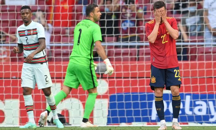 Іспанія і Португалія розписали нічию в товариському матчі
