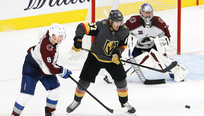 НХЛ. Вегас скоротив відставання в серії з Колорадо, Монреаль переміг Вінніпег