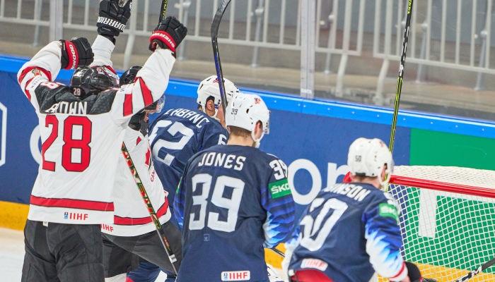 Канада вийшла у фінал ЧС з хокею