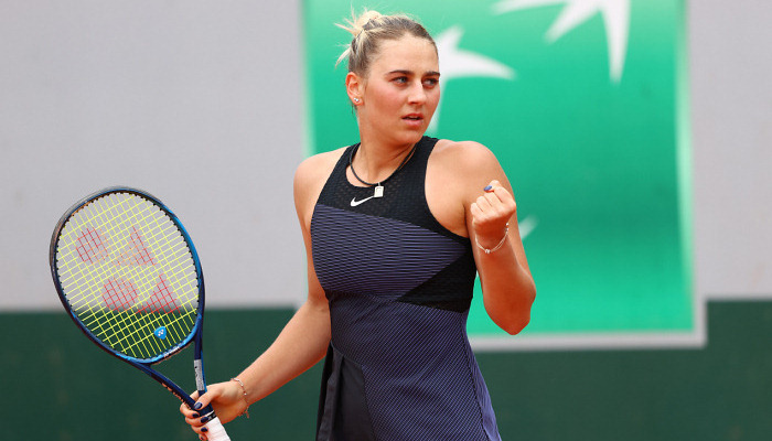 Костюк вышла в четвертьфинал турнира в Чикаго
