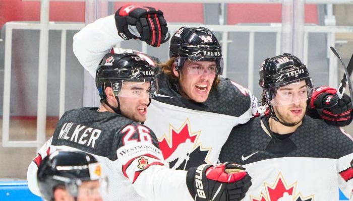 Канада стала чемпіоном світу з хокею