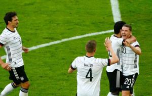Германия — Латвия. Видео обзор матча за 7 июня